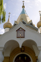 St. Nicholas Cathedral: detail